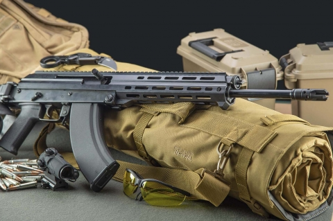 M+M Industries M10X International Defense Rifle