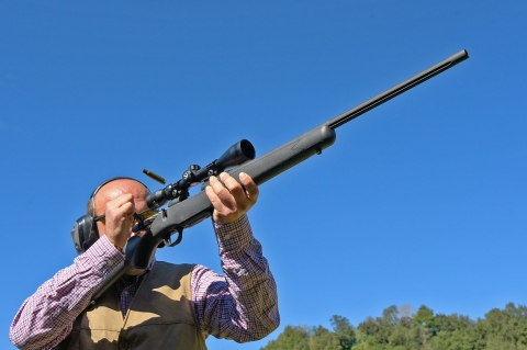 Mossberg Patriot American Hunter: un bolt-action economico e pronto all'uso