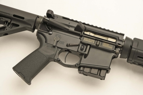 The Puritan: the entry-level AR-15, P.O.F. USA style