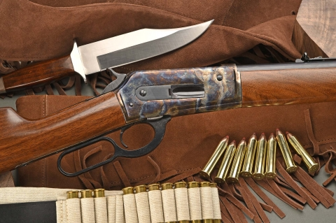 Video: Fucile a leva Pedersoli 1886 Sporting Classic Rifle
