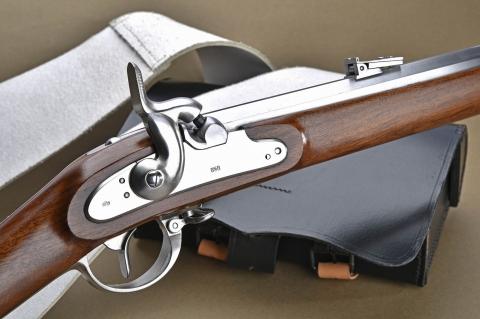 Pedersoli Lorenz 1854 rifle