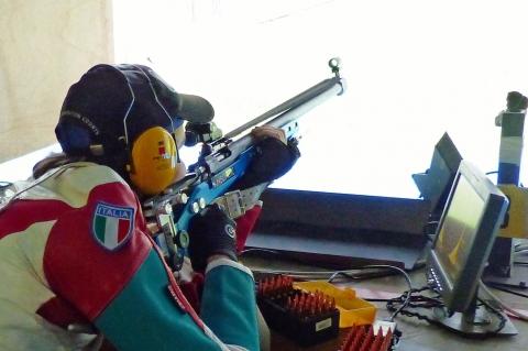 Una Sabatti Tactical Sport Multiradiale in .308 Win per il tiro accademico a 300 m