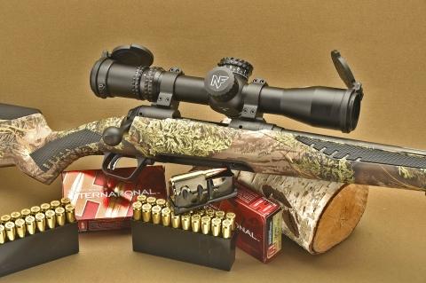 Savage Arms 110 Predator bolt-action hunting rifle