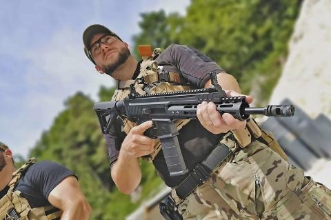Tinck Arms Perun X16 modularity kit from Slovenia
