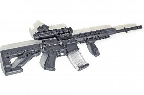 Steyr-Mannlicher STM 556 assault rifle