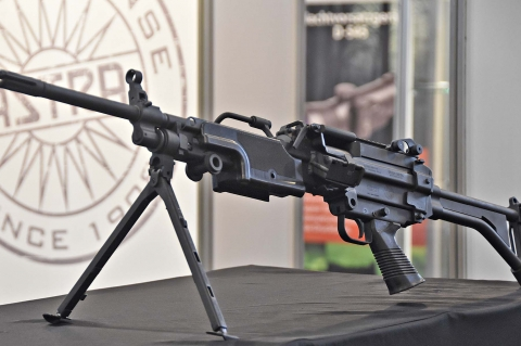 Astra Defense MG556