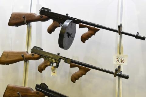 Auto-Ordnance Thompson T1-14 Semi-Auto Carbine