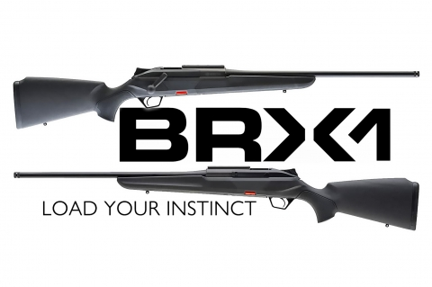 Beretta BRX1: la nuova carabina straight-pull