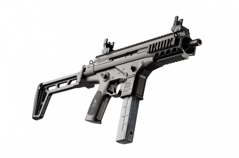 Beretta PMX: a new sub-machine gun made in Italy
