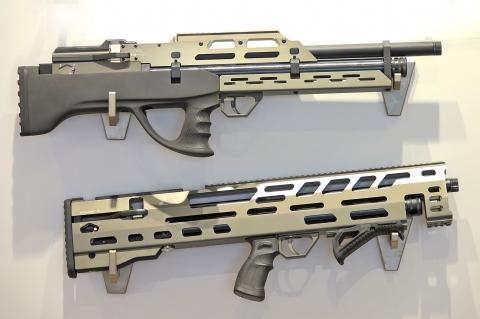 Bignami presenta le nuove carabine ad aria compressa Evanix