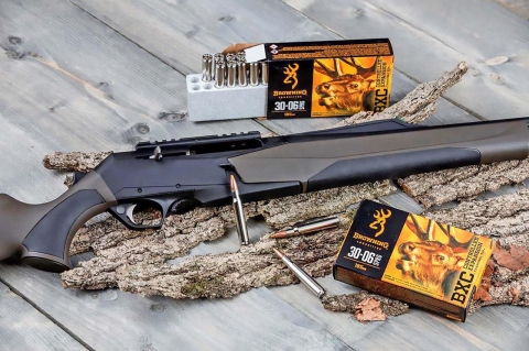 Browning BAR Mk3 Composite Brown HC Adjustable hunting rifle