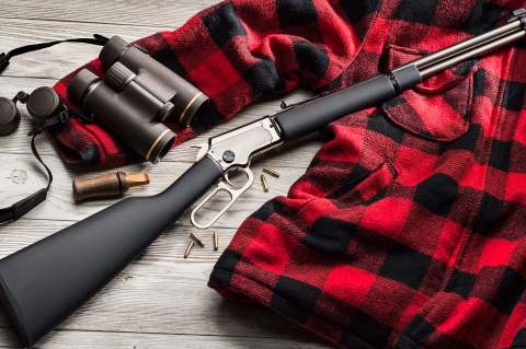 Chiappa Firearms LA322 Kodiak Cub Lever Action 22 LR Carbine