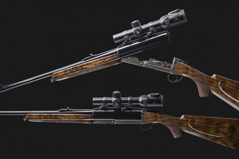 Cosmi Rigato, a brand new high-class hunting rifle