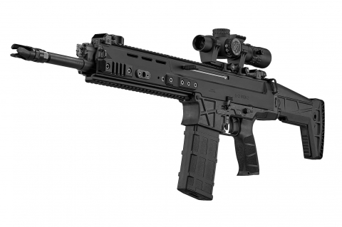 CZ introduces the BREN 2 BR battle rifle