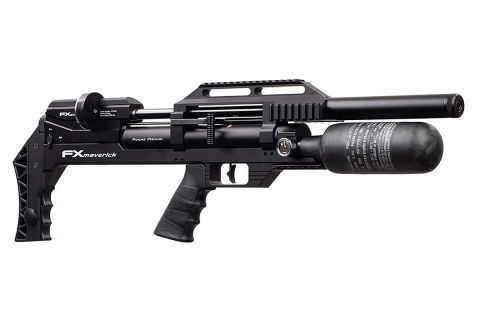 FX Airguns Maverick, la carabina ad aria compressa modulare