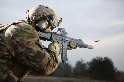 Heckler & Koch HK433: Bundesweh'r next assault rifle (?)