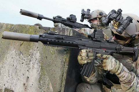 Heckler & Koch HK433: Bundeswehr's next assault rifle (?)