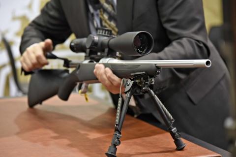 Fucile bolt-action Mauser M12 Impact