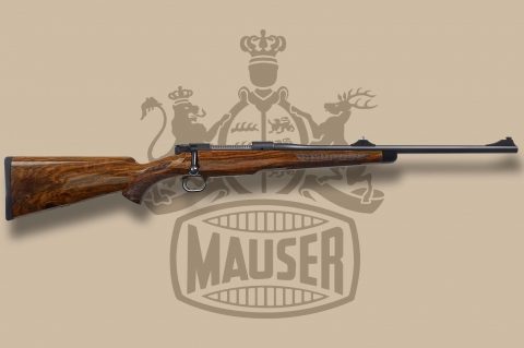 The Mauser M12 S Manual Cocking system rifle