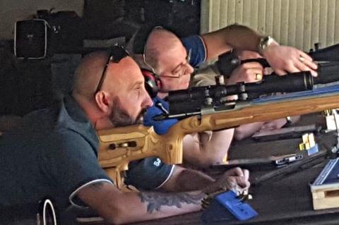 Le carabine Sabatti vincono il Campionato Italiano TLD 2017