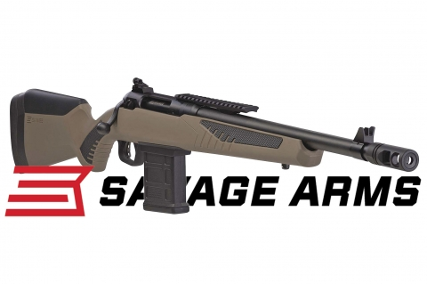 Savage Arms 110 Scout