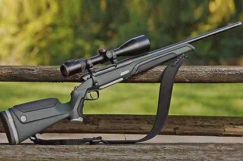 Steyr Monobloc, the revolutionary hunting rifle