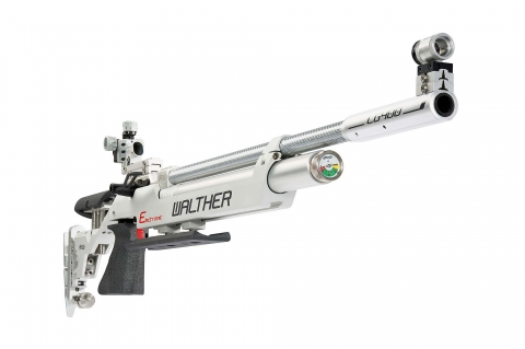 The Walther LG400-E Electronic - with electornic trigger - is one of the most advanced air rifles in the market