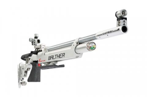 Carabina ad aria compressa Walther LG400-E Expert Electronic