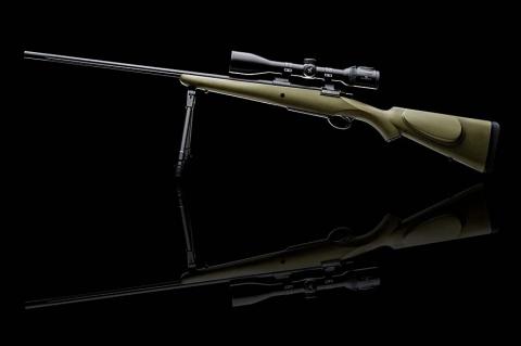 Fucile Westley Richards Synthetic All Weather Mountain Rifle: può la plastica essere fine?