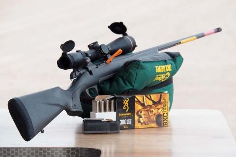 Nuovi fucili Browning X-Bolt Pro