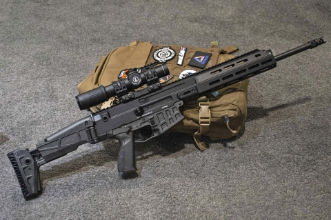 CZ Bren 2 MS Carbine in calibro .223 Remington