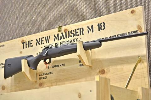 Fucile Mauser M18