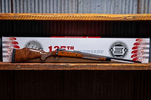 Savage Arms 110 125th Anniversary Rifle