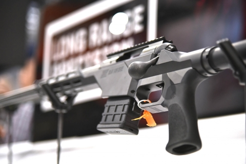 Savage Arms: new Left-Handed rifles