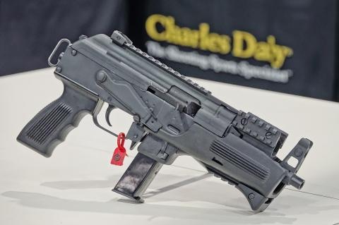 Chiappa Firearms AK9 pistol and AK22 rifle