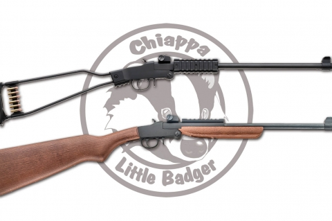 Chiappa Firearms Little Badger rifle, now in .17 WSM caliber
