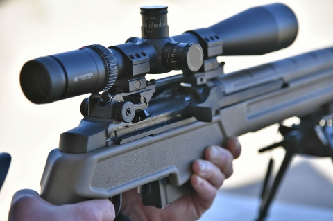 Springfield Armory M1A in 6.5 Creedmoor caliber