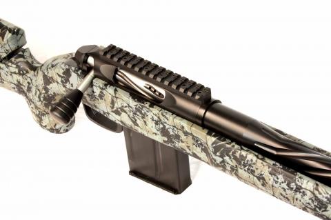 VIDEO: Carabina BCM Europearms Urban Sniper