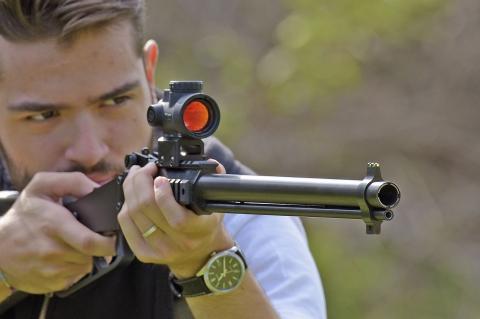 Chiappa Firearms M6 X-Caliber: il survival rifle venuto dal cielo