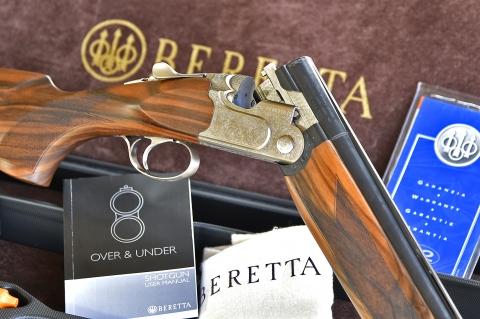 """Beretta 695, il sovrapposto """"tutta caccia"""""""
