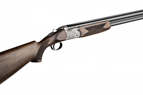 Back side view of the new 690 Field I shotgun