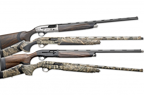 New Beretta A400 shotguns for 2018