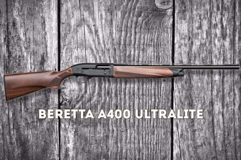 VIDEO: Beretta A400 UltraLite