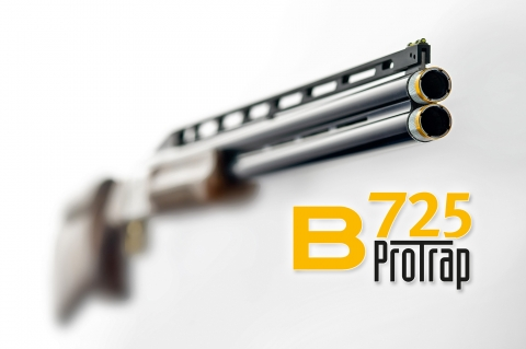 Browning B725 Pro Trap Adjustable