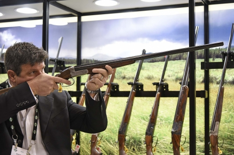 Merkel 40E Field Grade Side-by-Side Shotgun
