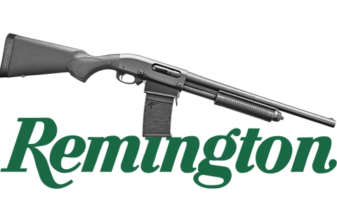 Fucile a pompa Remington M870 DM