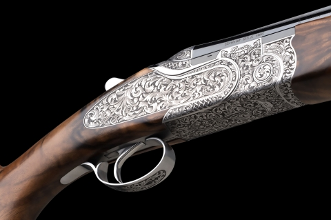 Beretta SL3 over-and-under hunting shotgun