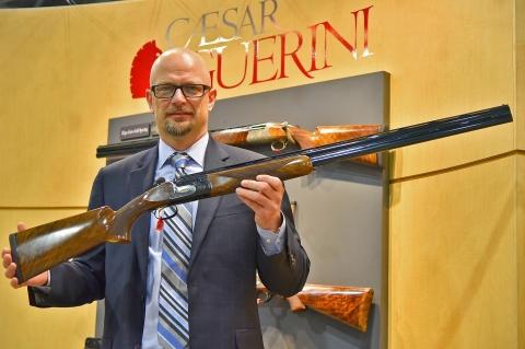 Caesar Guerini Invictus M Spec Sporting shotgun
