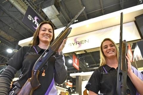 Syren L4S Sporting Shotgun, designed for Women