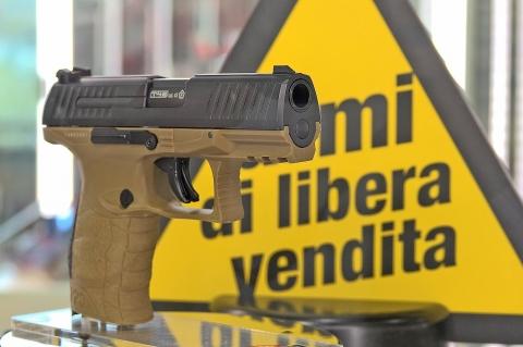 Bignami: nuove armi trainer Umarex in calibro .43